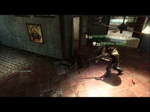 Teabag King Call of Duty Black Ops