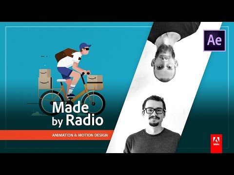 Motion Design with Made By Radio - live 1/3