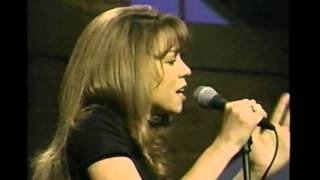 Mariah Carey-Anytime You Need A Friend(Live Letterman 1994)