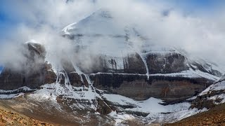 Внутренняя кора вокруг горы Кайлаш
