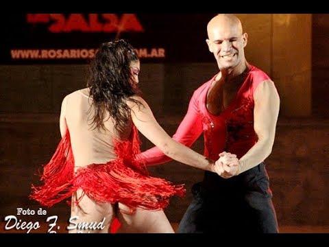 Douglas Alexander Pereyra y Yamila Blanco bye www.RosarioSalsa.com.ar
