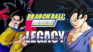 BEST WORST FIGHTING GAME - DRAGONBALL LEGACY: GT Final Bout (PS1 1997)