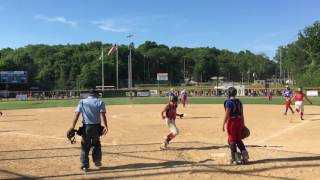 Highlights: Hampshire softball defeats Tewksbury in extra innings, clinches D-II state championship