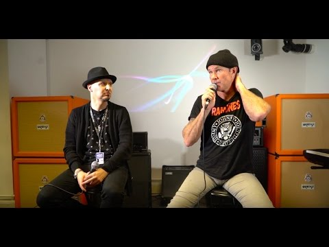 Chad Smith on his Early Musical Influences