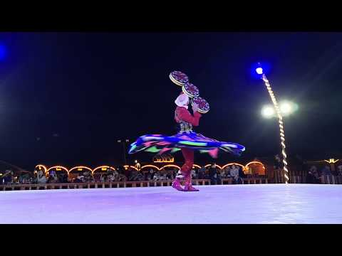 Tanoura Dance – Desert Safari Camp in Dubai 2019