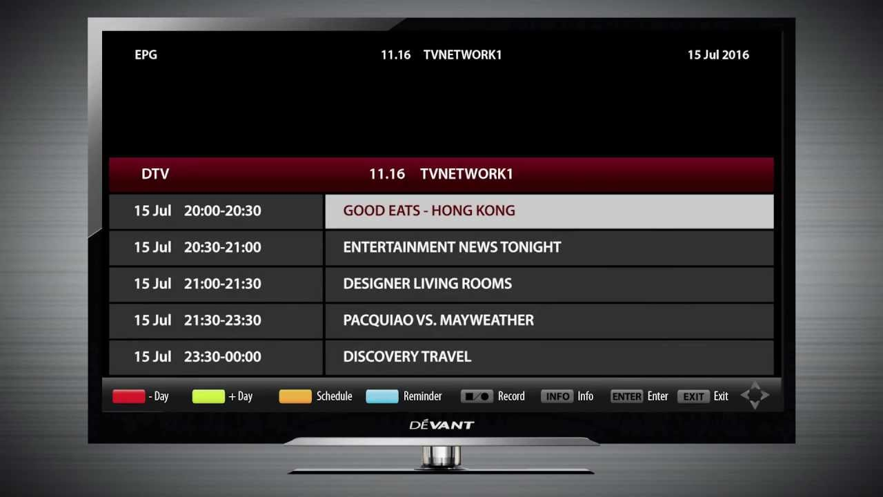 medium resolution of devant led tech lcd tv isdb t