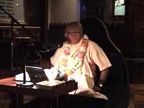 Veda Vyasa Priya Swami Lecture