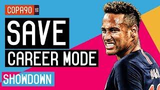 Save Career Mode - The Showdown | Ep. 2