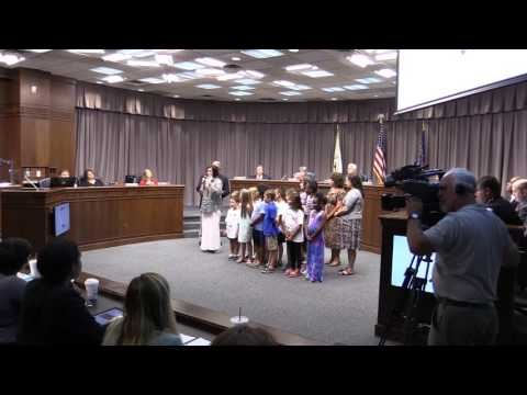 20160726 Cobb County Board of Commissioners Regular Meeting
