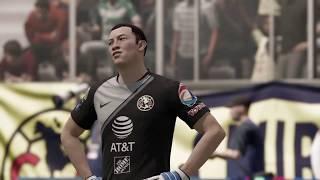 embeded bvideo Simulación #FIFA19 Santos vs América