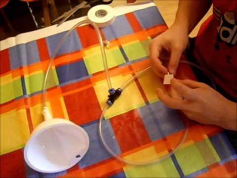 Fonendoscopio casero youtube for Como hacer un criadero de peces casero