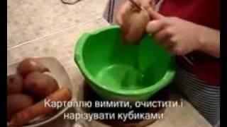 Рецепт супа с фрикадельками.