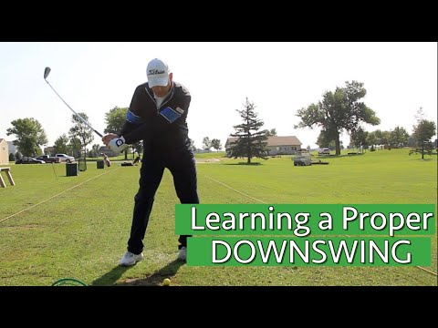 How to Work on Your Downswing