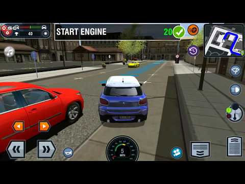 Car Driving School Simulator - Car Driver, Parking Games - Android Gameplay FHD #4