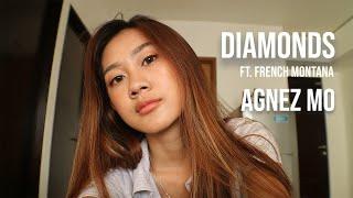 DIAMONDS (FT. FRENCH MONTANA) - #AGNEZMO REMIX COVER    COVER DISAAT GABUT #DIAMONDS