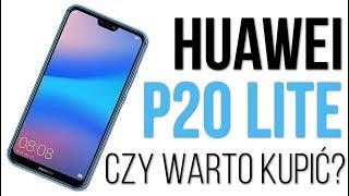 Huawei P20 Lite - Czy warty swojej ceny? TEST