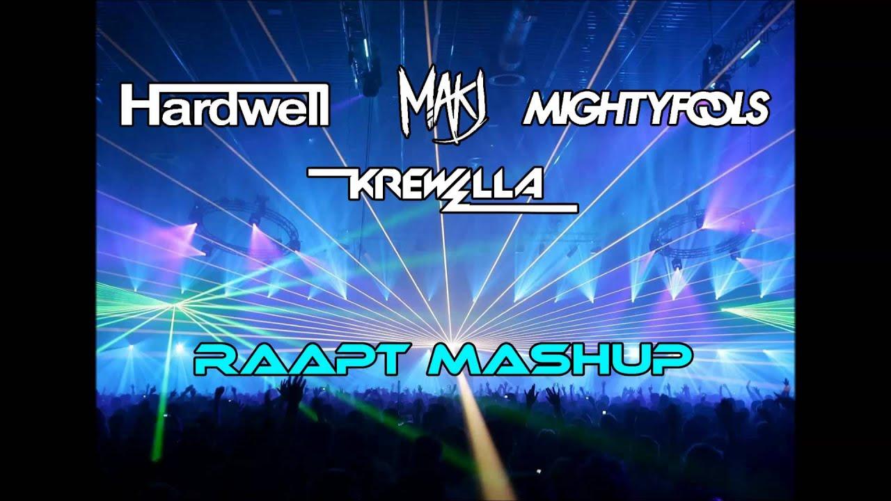 Hardwell & MAKJ vs. Mightyfools vs. Krewella - Countdown ...