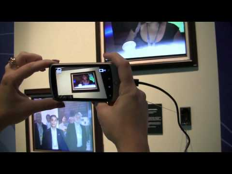Qualcomms Augmented Reality Picture Frame Demo