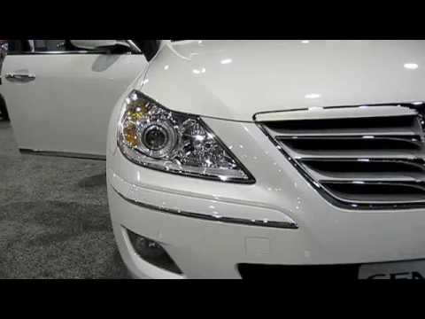 2010 Hyundai Genesis 4.6 V8 In Depth Interior and Exterior Overview
