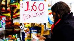 Mega-Lotto-Jackpot in den Staaten geknackt