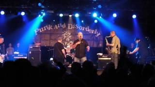 Angelic Upstarts- Woman In Disguise  11.04.2014 Berlin