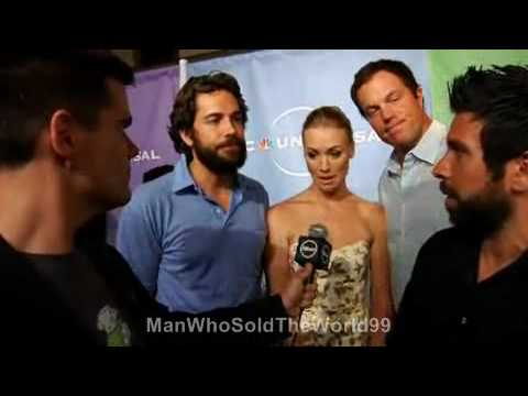 Zachary Levi Yvonne Strahovski Adam Baldwin Joshua Gomez Funny Interview Youtube He is the younger brother of in september 2007, he began starring in the nbc series chuck as the title character's friend, morgan grimes. zachary levi yvonne strahovski adam baldwin joshua gomez funny interview