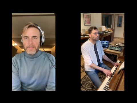 Somewhere Only We Know | The Crooner Sessions #8 | Gary Barlow