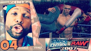 WWE Smackdown vs Raw 2007 Season Mode Part 4 - Can You Dig it Sucka?