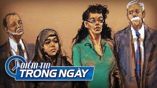 Hai phụ nữ ở New York nhận tội âm mưu tấn công khủng bố ở Mỹ