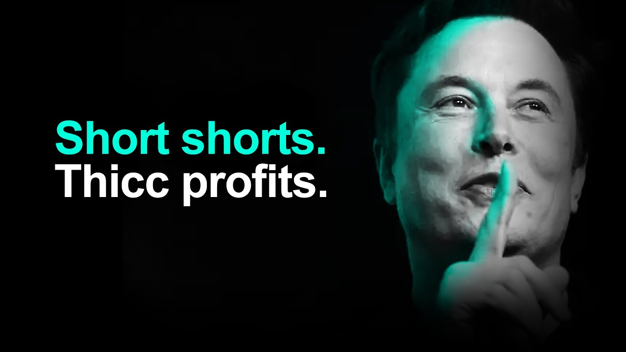 Tesla Trolls Short Sellers (and hints at Q2 profit) 🚀📈