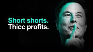 Tesla Trolls Short Sellers (and hints at Q2 profit) 🚀📈