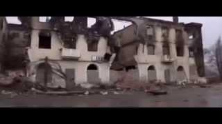 Ужасная война в Донецке. Донецкая область!!!