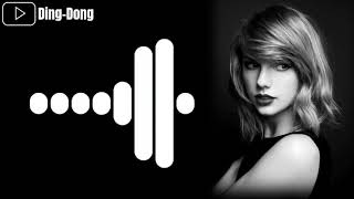 Blankspace Ringtone | Taylor Swift Ringtone | Download Now | Ding-Dong |