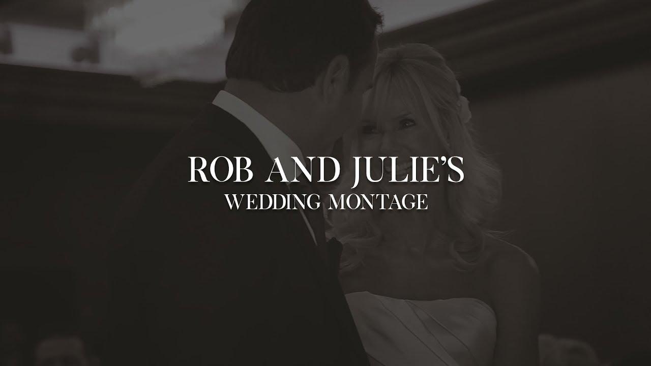 Rob & Julie's Wedding Day
