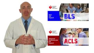 ACLS and BLS Certification