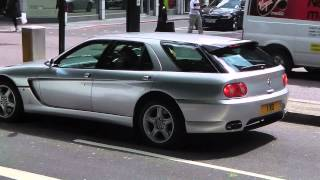 Ferrari 456 GT Venice Estate Engine Noises in London