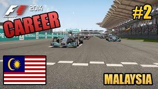f1 2014 career mode 02 sepang malaysia williams legend ai