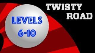 TWISTY ROAD (LEVELS 6-10)