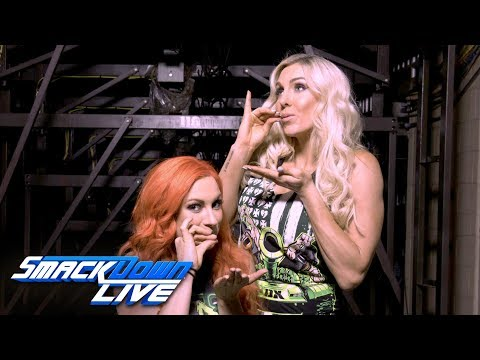 Relive Becky Lynch & Charlotte Flair's bitter rivalry: SmackDown LIVE
