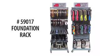 59017 Foundation Rack