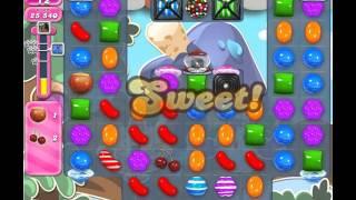 Candy Crush Saga Level 1673 (No booster, 3 Stars)
