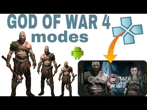 download game god of war 4 di ppsspp