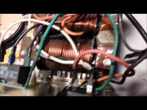 Golf Cart charger repair - YouTube