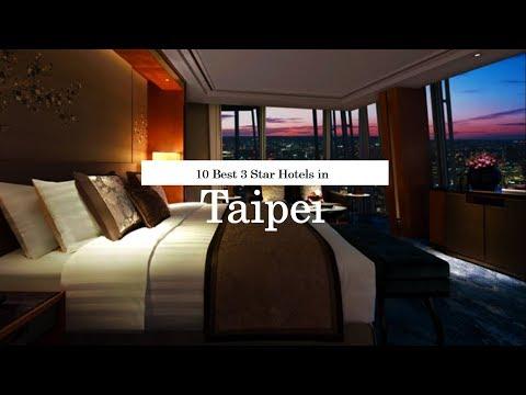 10 Best 3 Star Hotels In Taipei - 2018