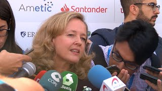 """Calviño: """"No hay interés en el Partido Socialista en repetir elecciones"""""""