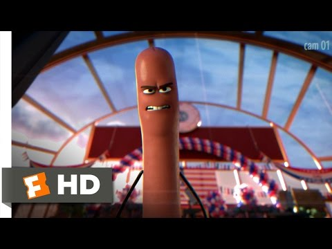 Sausage Party (2016) - The Great Beyond is B.S. Scene (7/10)