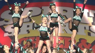 Cheer Extreme INSPIRE From Sanford BATB 2016 Jr Large 3