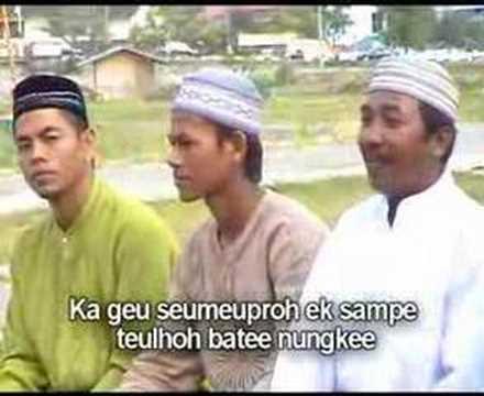 Zikir Qasidah Acheh - Keunong Tipee