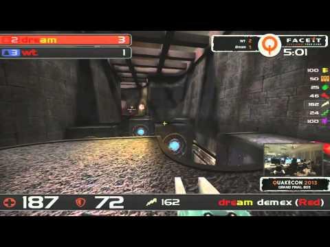 QuakeCon 2013: CA Grand Final - WatchThis vs dream