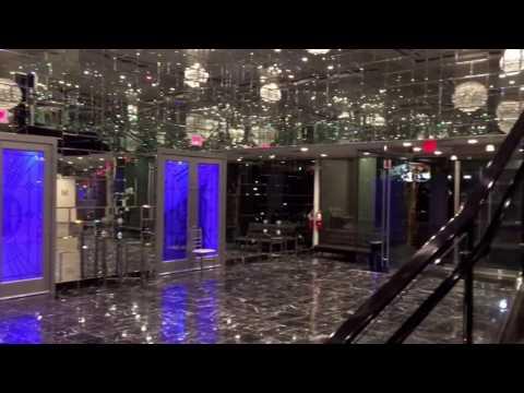 Glitter Epoxy Banquet Hall